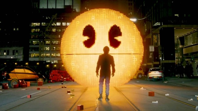 Pixel Movie 2015